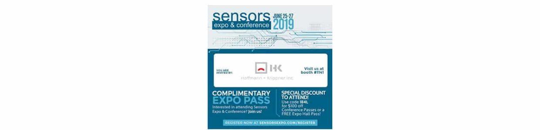 H+K - H+K Inc. auf der Sensors Expo