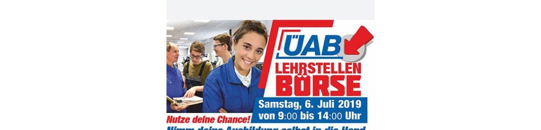 H+K - Lehrstellenbörse ÜAB Buchen – 06. Juli