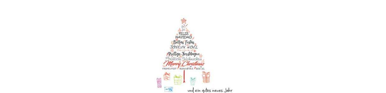 H+K - Fröhliche Weihnachten und ein gutes neues Jahr!