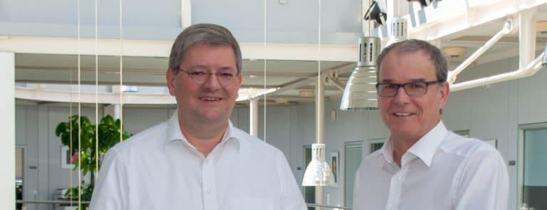 Geschäftsführung von Hoffmann + Krippner