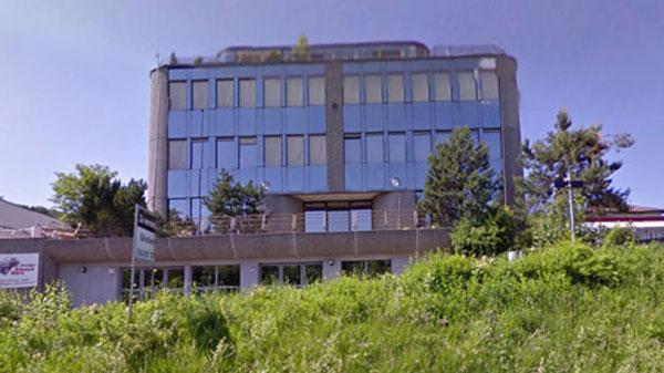 Firmengebäude H+K Schweiz