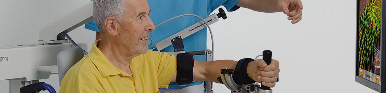 H+K - Folienpotentiometer in der Medizintechnik