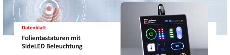 H+K - Datenblatt-Folientastatur-Beleuchtung