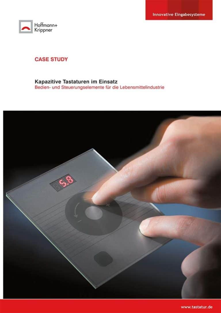 Titelblatt Case Study Brabender