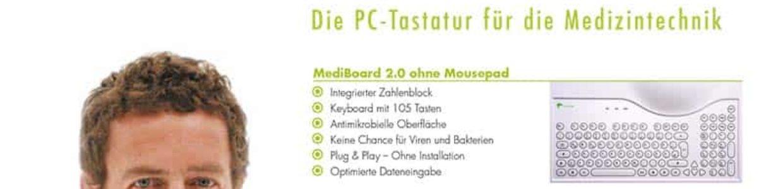 H+K - Datenblatt-Mediboard