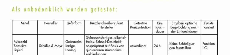 H+K - Desinfektionshinweise-CleanBoard