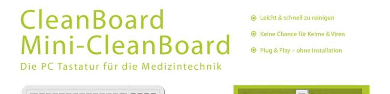 H+K - Gebrauchsanweisung-CleanBoard-Mini-CleanBoard