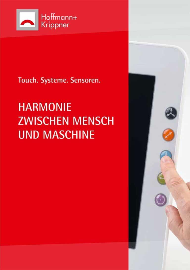 Titelblatt Firmenbroschüre H+K