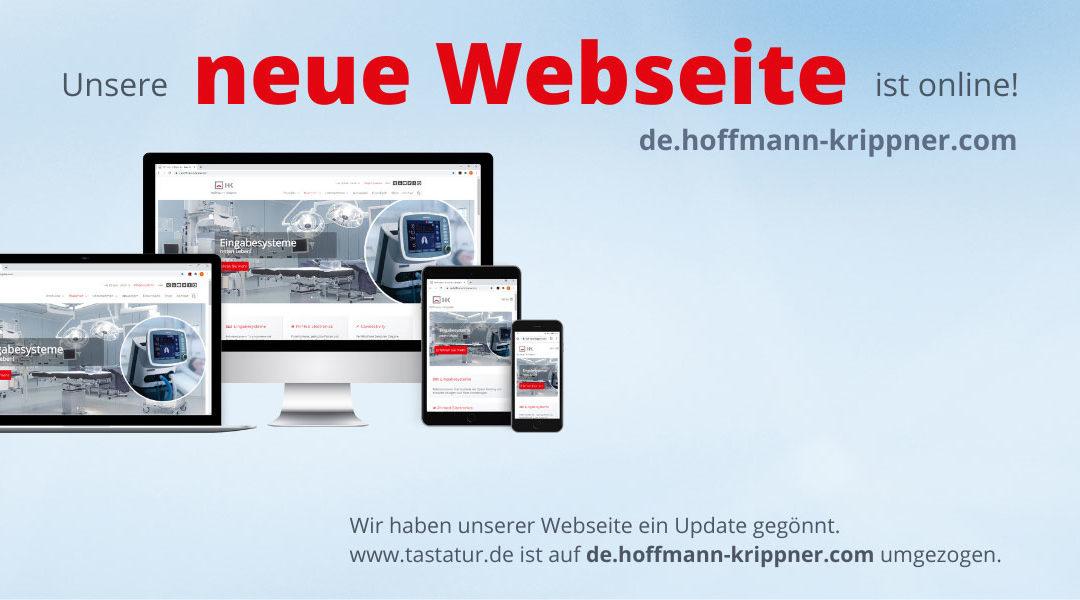 Zeit für Veränderung: Unsere neue Webseite ist online!