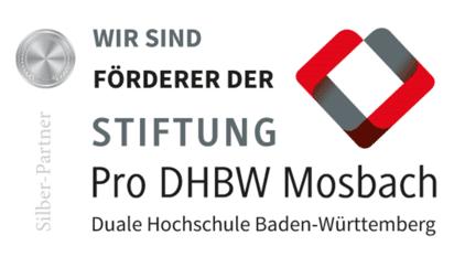 Silber Partner der DHBW Mosbach