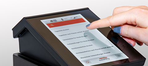 touchscreens