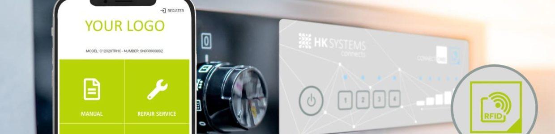 H+K - tap2.cloud – Mehr als ein digitales Typenschild