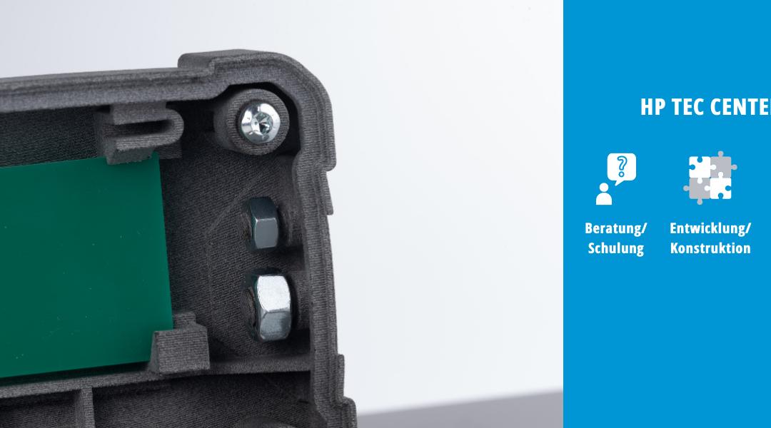Geballte Expertise im 3D-Druck trifft sich im HP Tec Center