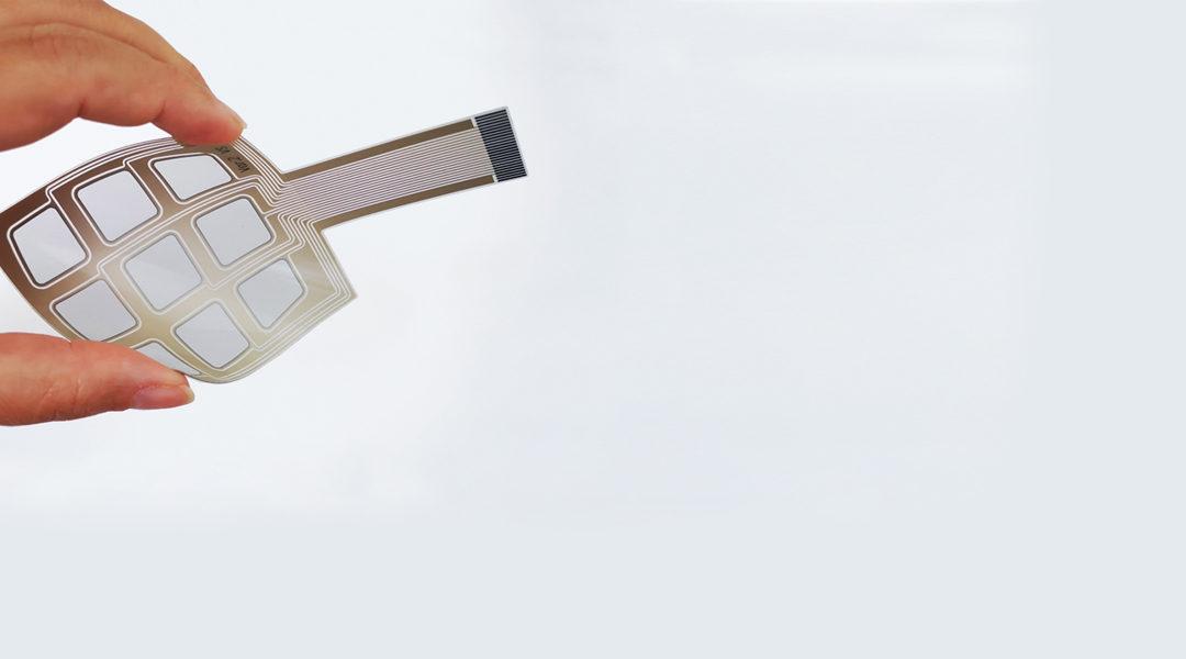 Zukunftstechnologie gedruckte kapazitive Touchfolien: HMIs auf einem neuen Level