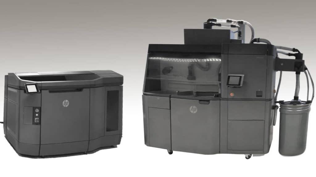 Hoffmann + Krippner HP Multi Jet Fusion Verfahren für 3D-Druck