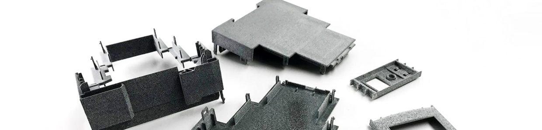 H+K - Serienproduktion im 3D-Druck: Kann additive Fertigung mit Spritzguss mithalten?